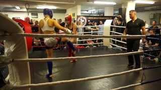 Supremacy Amateur League I -  Sara Bergqvist vs Mysan Åkerstrand