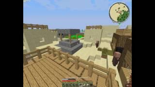 MineCraft: выживание 4  серия
