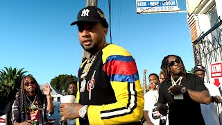 Philthy Rich - Set Trippin (Feat. C.M.L.) (Official Video)