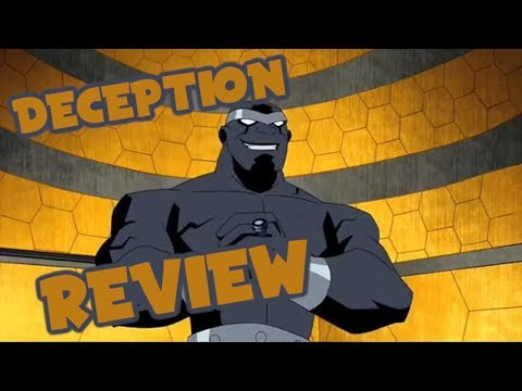 Teen Titans Review - Deception | Titans Tuesday