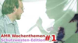 SATIRE: AMR Wochenthemen #1: Charlie Hebdo Falso, KEGIKA, Rote Pille