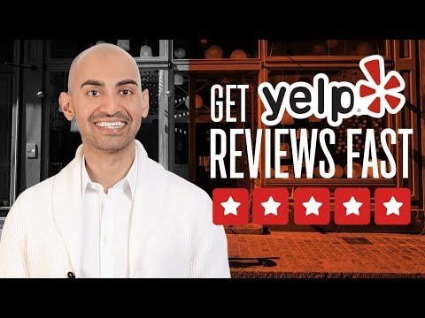 How to Get Lots of REAL Yelp Reviews Fast | 5 Yelp Marketing Tips to For Reputation Management