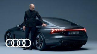 [오피셜] Design is an attitude | Marc Lichte & the Audi e-tron GT