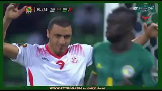 ملخص مباراة  السنغال و تونس 2-0 - كأس الأمم الأفريقية - 2017