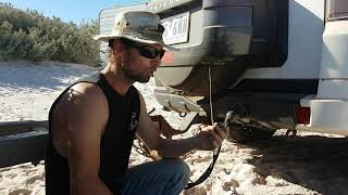 LOST A TRAILER LEAD 4WDING? CHECK OUT THIS TIP!