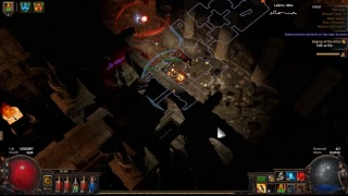Path of exile онлайн стрим. Лига Betrayal softcore. Топ билд Warchief. Тест билды на новую лигу