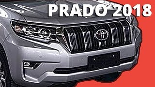 2018 toyota prado. wonderful prado toyota prado 2018       for toyota prado
