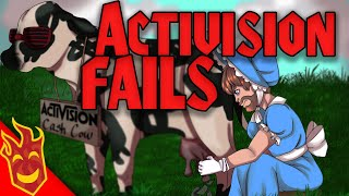 Top Ten Activision FAILS