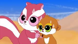 YooHoo série 1, díl 10. - Setkání s bratry surikaty