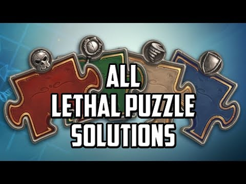 hearthstone zerek puzzle