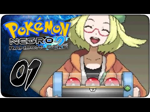 Pokémon Negro 2 Randomlocke #01 - LA DECISIÓN - Tiasmile