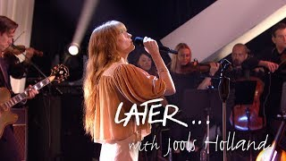 Florence + The Machine Performs Latest Single Hunger On Later... With Jools