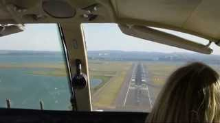 Cape Air flight from Provincetown, Cape Cod to Boston, Aug 2015