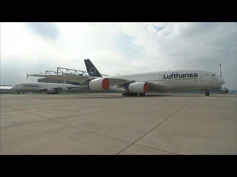 Staatshilfe für die Lufthansa