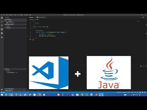 How to Set Up Java Development in Visual Studio Code on Windows   vsCode Java Development Basics