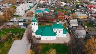 Церковь Чуда Михаила Архангела в Хонех в Городце