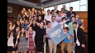 Carly Tamer's Leadership Retreat Recap 5777/2017 (CTeen Connection)