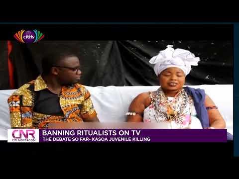 Kasoa juvenile killing: Debate on banning ritualists on TV | Citi Newsroom