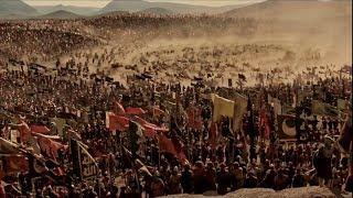 Battle of Hattin Saladin/Salah ad-Din