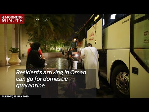 Residents arriving in Oman can go for domestic quarantine
