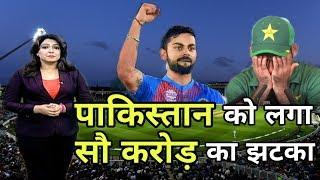 भारत पाकिस्तान मैच से पहले, पाकिस्तान को लगा तकड़ा झटका, सरफराज को धोनी से गली गलोच करना पड़ा महंगा