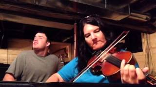 Day 247 - Red Wing - Patti Kusturok's 365 Days of Fiddle Tunes