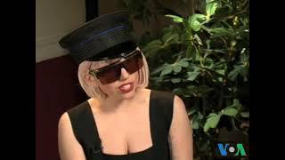 Триумфальный дебют Леди Гага