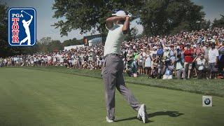 Tiger Woods' Pre-round Warm-up Routine