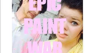 EPIC PAINT WAR