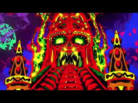 Mastodon Shares Trippy Visualizer Video for 'Sultan's Curse