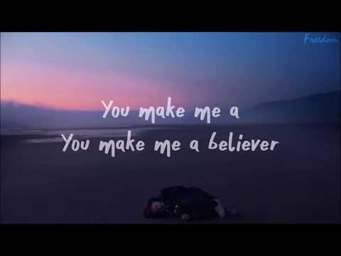 Aurora - Believer (LYRICS) (Imagine Dragons Cover)