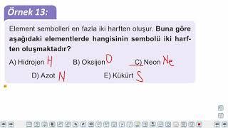 Eğitim Vadisi TYT Kimya 1.Föy Simyadan Kimyaya 2 Konu Anlatım Videoları