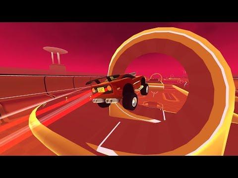Rekt 60 FPS Tricks Based Racer thumbnail
