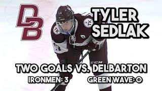 Don Bosco Prep 3 Delbarton 0 | Tyler Sedlak Two Goal Game