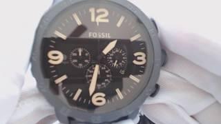 jam tangan pria fossil original jr1356