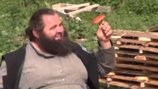 «Монастырская жизнь Закарпатья» (1-й фрагмент фильма)