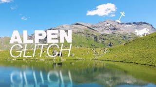 ALPEN Glitch, Cinematic FPV Mashup, Swiss & French ALPS