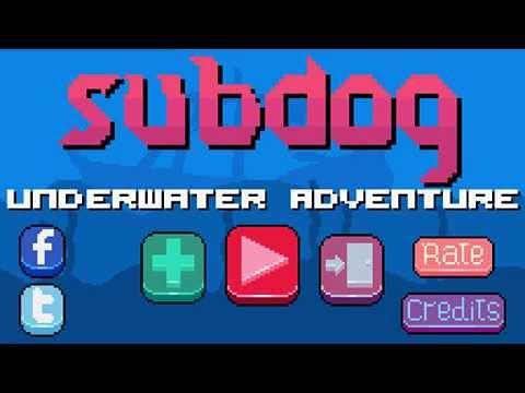Video of Subdog underwater adventure