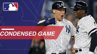 Condensed Game: AL WC 10/3/17 - Video Youtube