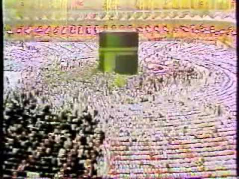 Ali Jaber  تهجد 29 رمضان 1407هـ في الحرم المكي الشيخ علي جابر