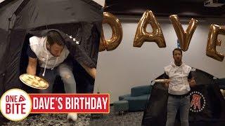 Barstool Pizza Review - FanDuel Sportsbook Pizza (Bonus - It's Dave's Birthday)