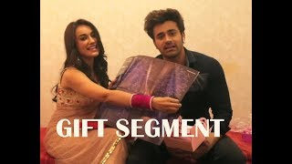 Surbhi Jyoti & Pearl V Puri Receive Fans Gifts | PART 1
