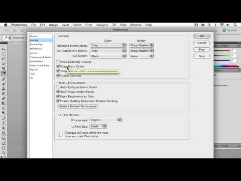 Adobe Photoshop Tutorial for Beginners, Photoshop CS5 Online Course