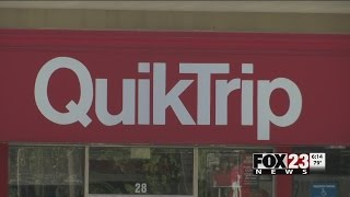 VIDEO: Duo accused of stealing cigarettes from three QuikTrip locations overnight