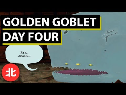 Slay the Spire Golden Goblet - Day Four (Northernlion's Perspective)