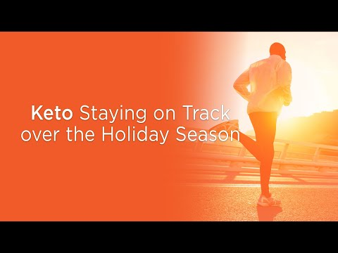 Feature Video Keto staying on track over the holiday season