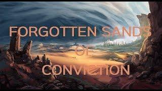 Forgotten Sands of Conviction {Untold Adventures RPG}
