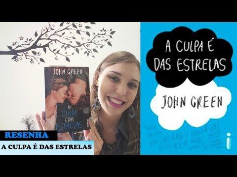 A CULPA É DAS ESTRELAS JOHN GREEN
