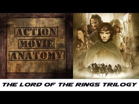 The Lord of the Rings Trilogy (2001-2003) Review | Action Movie Anatomy