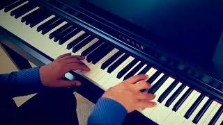 Gidiyorum...SEZEN AKSU (Piano cover)piyano ile çalınan şarkılar